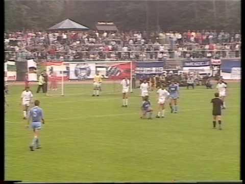 SV Meppen - Hertha BSC Berlin 10.09.1988