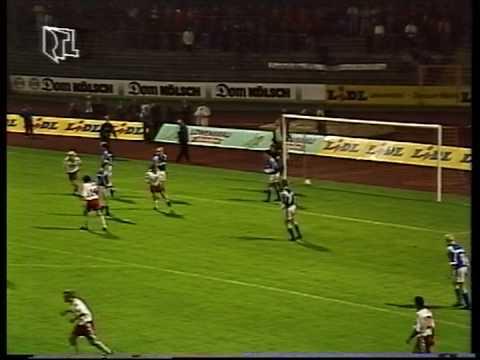 Fortuna Köln-SV Meppen 11.10.1991