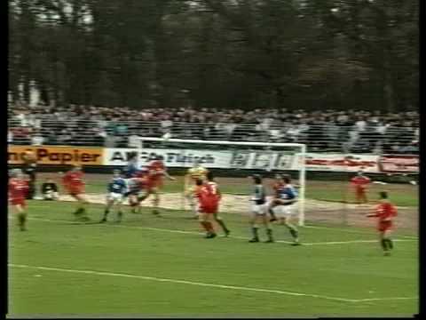 SV Meppen - Fortuna Düsseldorf 26.11.1988
